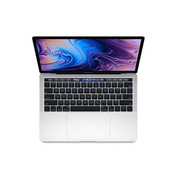 Laptop MacBook Pro 13 Touch Bar, i5 2.3GHz quad-core/8GB/256GB SSD/Intel Iris Plus 655 - Silver-213484