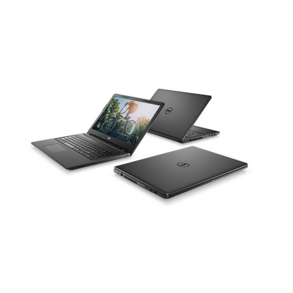 "Inspiron 3576 Win10Home i5-8250U/256GB/8GB/DVDRW/AMD Radeon 520/15.6""FHD/40WHR/Black/1Y NBD 1Y CAR-203416"