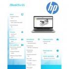Laptop ZBook15v G5 i7-8750H 256/16/W10P/15,6 2ZC56EA-218435