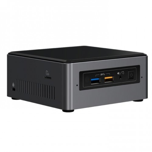 BOXNUC7I3BNH  i3-7100U 2xDDR4/SO-DIMM  BOX-91