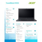 Laptop Travel Mate P2510 W10 PR0 i5-7200U/8GB/256SSD/IntHD 620/15.6 FHD -189887