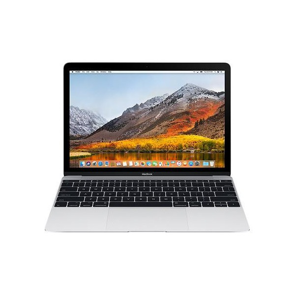 MacBook 12, i5 1.3GHz/8GB/512GB SSD/Intel HD 615 - Silver-126619