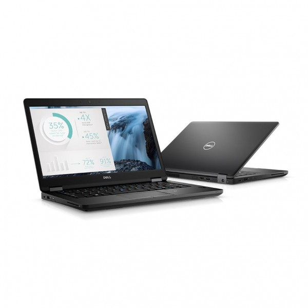 "Latitude 5480 Win10Pro i5-7200U/256GB SSD/8GB/HD620/14.0""FHD/KB-Backlit/4-cell/3Y NBD-93761"