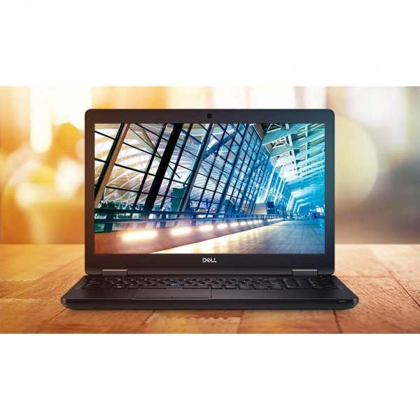 "Latitude 5590 Win10Pro i7-8650U/256GB/8GB/Intel UHD 620/15.6""FHD/4-cell/KB-Backlit/3Y NBD -168152"