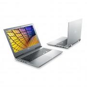 """Vostro 7580 Win 10 Pro i7-8750H/128GB/1TB/8GB/15.6""""FHD/GTX1050Ti/56WHR/KB-Backlit/3Y NBD -214612"""