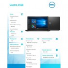 "VOSTRO 3568 Win10Pro i3-7130U/256GB/8GB/DVDRW/Intel HD/15.6""HD/4 cell/3Y NBD -193969"