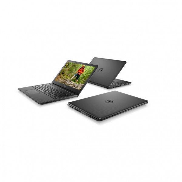 "Inspiron 15 3567 Win 10 i3-6006U/1TB/4GB/DVDRW/HD520/15.6""FHD/40WHR/Black/1Y NBD   1Y CAR-102817"