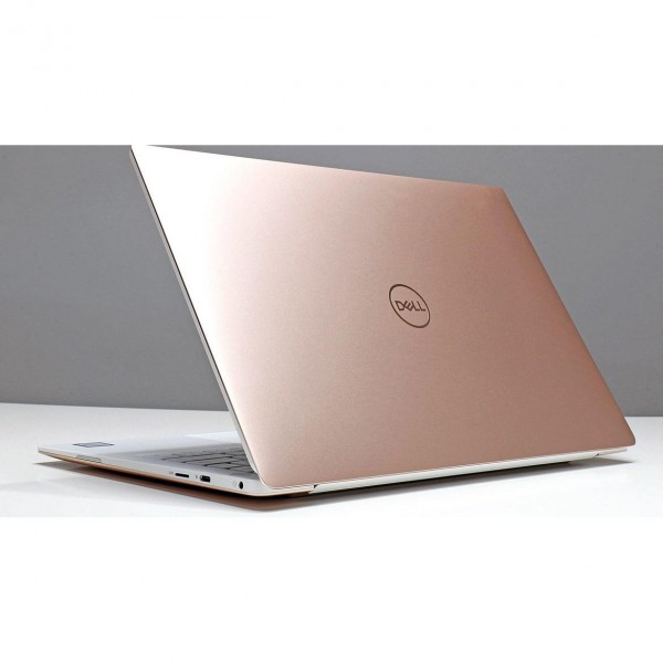 "XPS 9370 Win 10 Pro i5-8250U/256GB/8GB/Intel HD/13.3""FHD/KB-Backlit/Rose Gold/52 WHR/2Y NBD-182668"