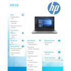 Laptop 250 G6 i3-7020U 15,6 256/4G/W10-K12 4LS34ES - WINDOWS W WERSJI EDUKACYJNEJ-210643