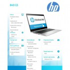 Laptop 840 G5 i5-8350U W10P 256/8GB/14 3JX77EA -221008