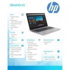 ZBook15u G5 i5-8250U 512/8G/W10P/15,6 2ZC30ES-227897