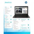 ZBook15 G4 i7-7820HQ 512/32/15,6/W10P Y6K28EA-121564