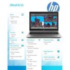 Laptop ZBook 15 G5 E-2186M 512/32/15,6/W10P 2ZC64EA-218050