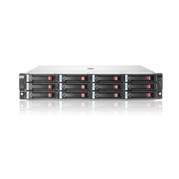 HP StorageWorks D2600 Disk Enclosure - 12 bays
