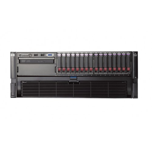 HP DL580 G5 highly serviceable rack chassis