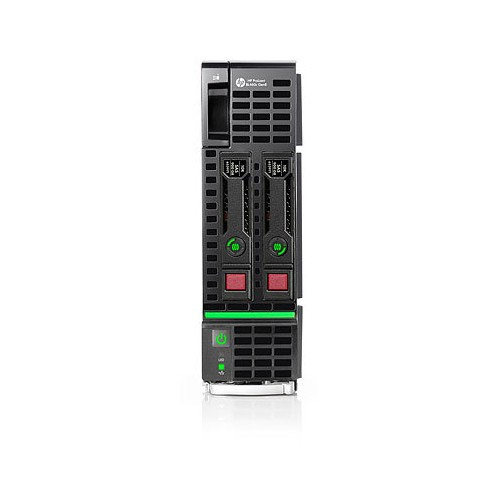 HP BL460c Gen8 E5-2670 2P 64GB Svr