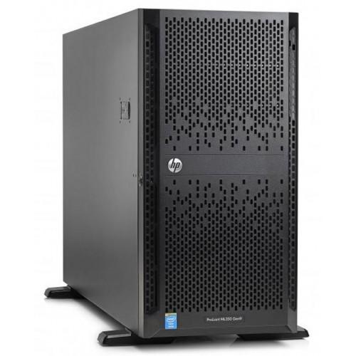 HP ProLiant ML350 Gen9 Hot Plug 8SFF CTO Tower sv