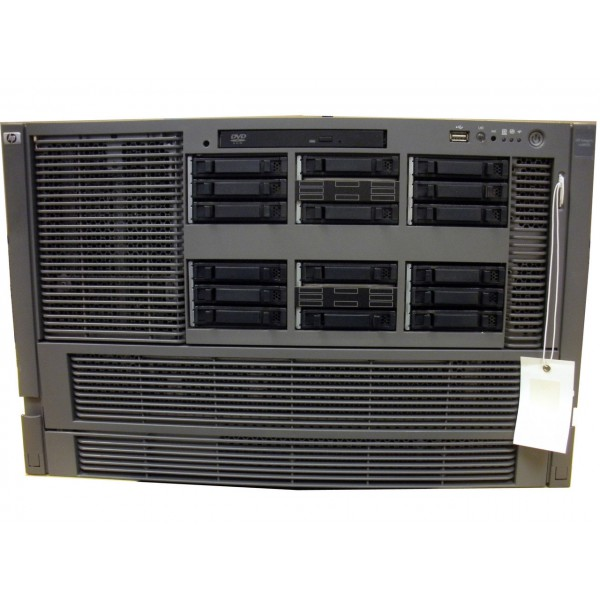 HP Integrity rx6600 Base System with 4 dual-core