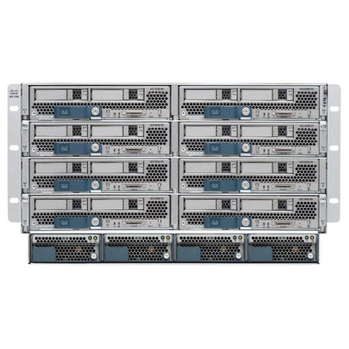 CISCO Cisco UCS 5108 Blade Server AC2 Chassis 0PSU/8fans