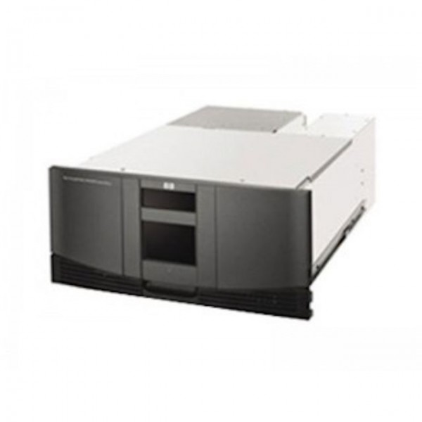 HP MSL6000 Tape library - 0 drives installed