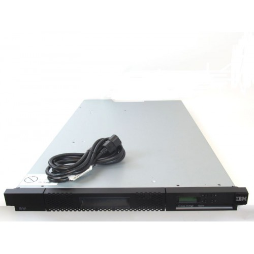 IBM TS2900 with LTO4 SAS DRIVE, stand alone