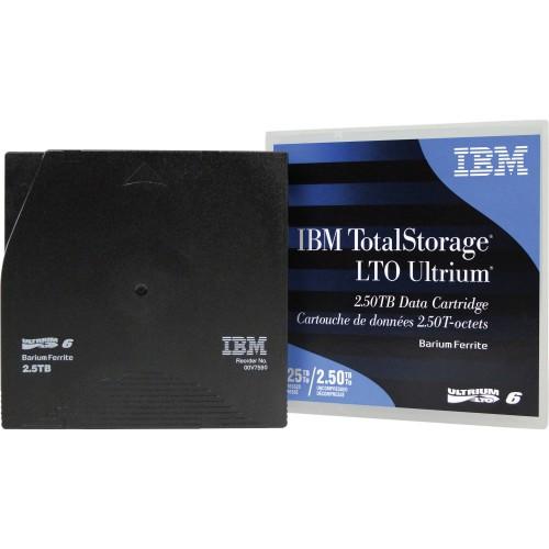 IBM LTO 6 Tape Cartridge - 2.5/6.25TB