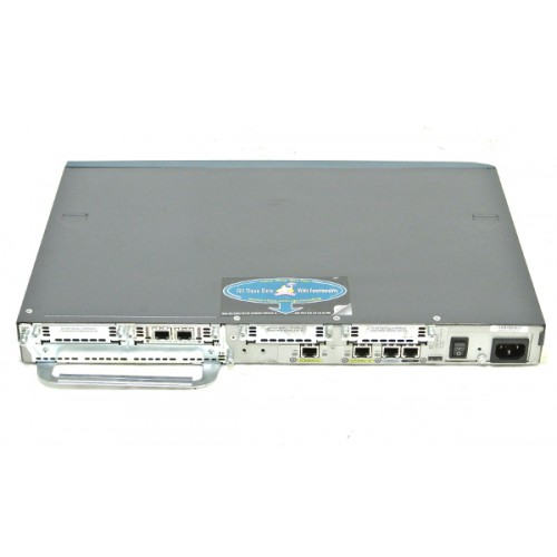 CISCO 2600 DUAL ETHERNET ROUTER