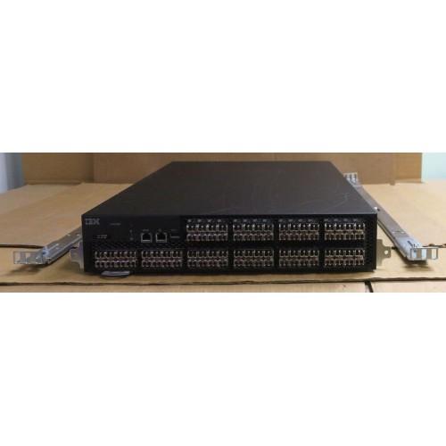 IBM System Storage SAN80B-4 switch, 48 p