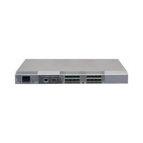 HP STORAGE WORKS 4/8 SAN Switch Bas