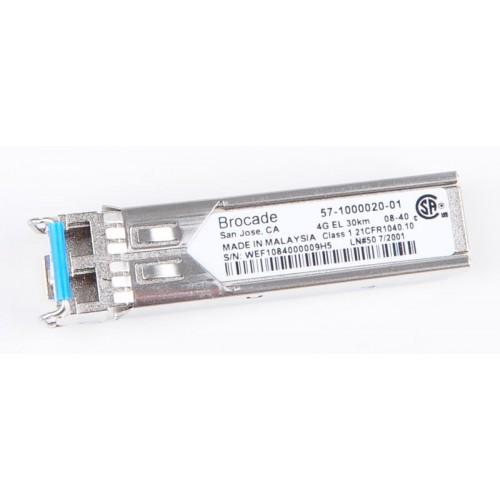 BROCADE Brocade 4Gbps EL LW 30KM SFP