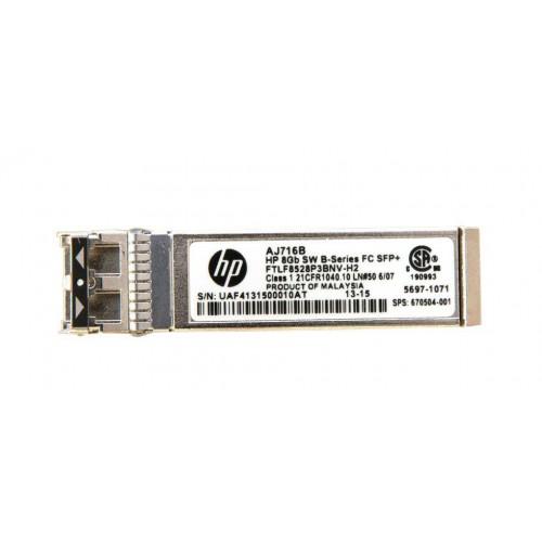 HP 8GB SW SFP module