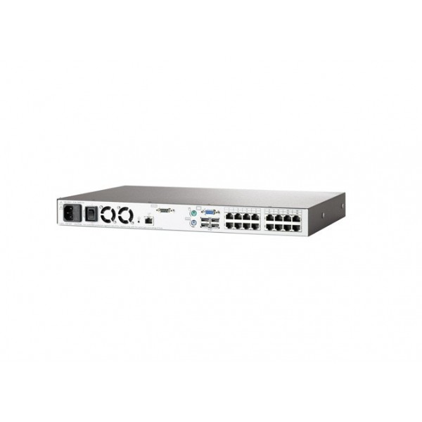 HP Server Console 0x2x16