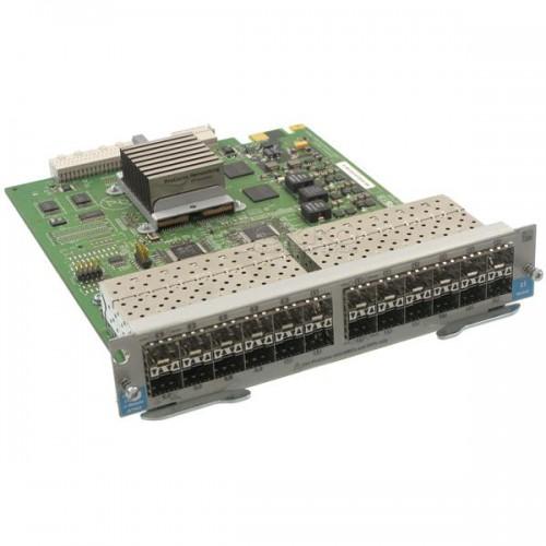 HP 24-Port Mini-GBIC zl Module