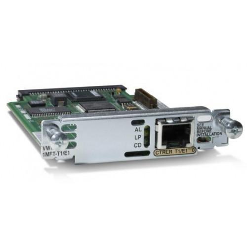 CISCO Cisco 1-Port 2nd Gen Multiflex Trunk Voice/WAN