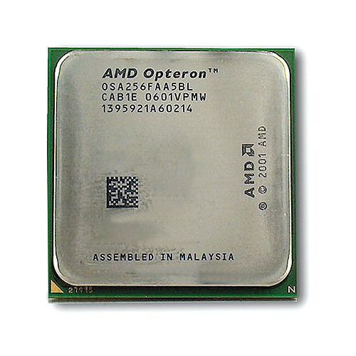 Opteron 6136, 2,4GHz / 8-cores / Cache 12MB
