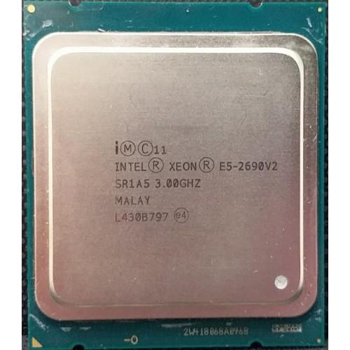 Xeon E5-2690v2, 3,0GHz / 10-cores / Cache 25MB