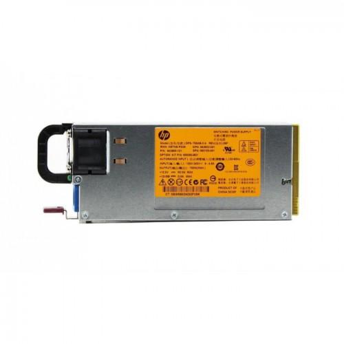 Zasilacz HP, Moc 750W, 12V, 80PLUS Platinium dla serwerów G8