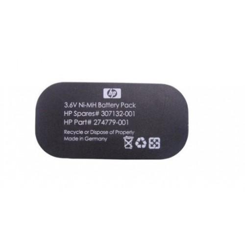 Bateria HP, 3.6V, 500mAh (assembly pack)