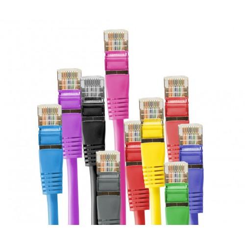 CISCO, Kabel Fiber Conect 10GB LC/LC, 5m, Multimode Duplex OM3 50/125 Aqua