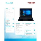 "Tecra X40-E-10J W10PRO i5-8250U/8GB/256SDD/IntUHD620/3-cell/14"" Full HD Touch-204472"