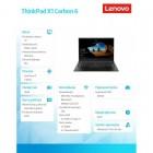 ThinkPad X1 Carbon 6 20KH006KPB W10Pro i7-8550U/16GB/256GB/INT/14.0 WQHD/BLK/WWAN/3YRS OS-203712