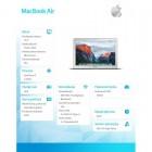 MacBook Air 13, i7 2.2GHz/8GB/128GB SSD/Intel HD 6000 MQD32ZE/A/P1-122013
