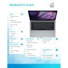 MacBook Pro 13, i5 2.3GHz/8GB/128GB SSD/Intel Iris Plus 640 - Space Grey-126546