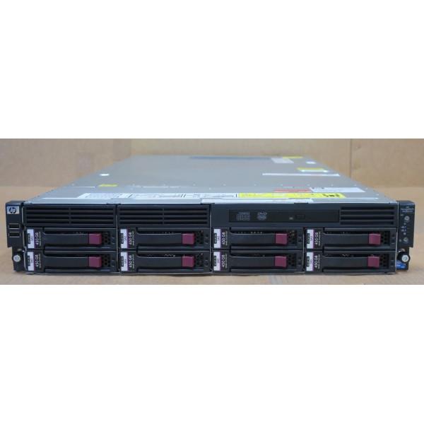 HP D2700 Disk Enclosure (No rails)