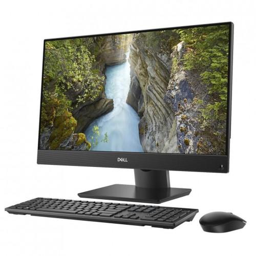 Komputer Optiplex 7460AIO W10Pro i5-8500/8GB/256GB/Intel UHD 630/23.8 FHD/Adj Stand/Cam/WLAN   BT/KB216/MS116/vPro/3Y NBD-1640