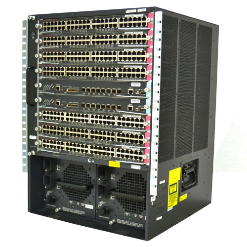 CISCO Catalyst 6509 | WS-C6509-E