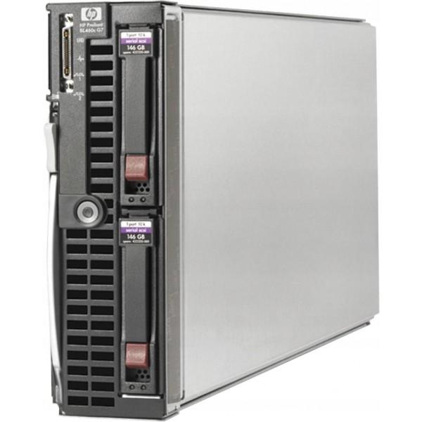 Serwer HP ProLiant BL460c G5 Blade Server (Intel Xeon E5450, 2GB LP RAM)   501713-B21