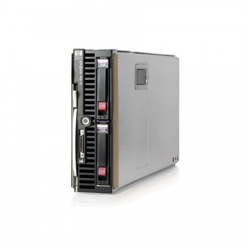 Serwer HP ProLiant BL460c G7 CTO Blade Server | 603718-B21