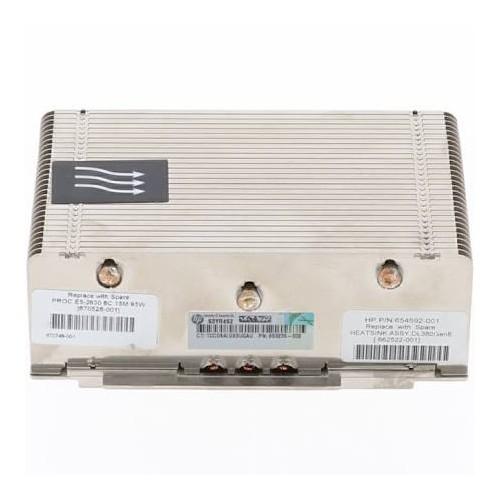Radiator HP do DL380P G8 | 654592-001