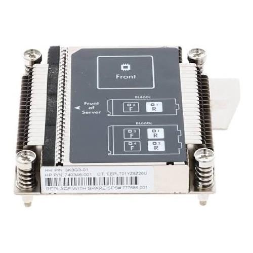 Radiator HP do BL460C G9 CPU2 | 740346-001